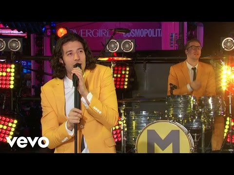 MAGIC! - Let Your Hair Down (2015 New Year's Rockin' Eve)