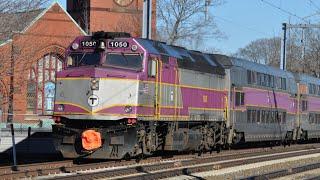 New England Trains