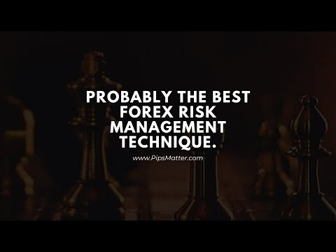 Is this the BEST Forex Risk Management Technique!?