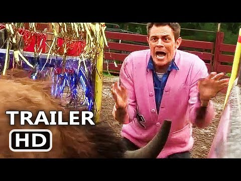 ACTION POINT Official Trailer # 2 (2018) Johnny Knoxville, Comedy, Stuns, Action Movie HD
