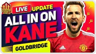 Harry KANE Transfer Request! Man Utd Transfer News