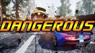 NEW PS4 Racing Game 2019 is DANGEROUS