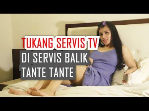 TUKANG SERVIS TV DI SERVIS BALIK | KIMAYA | FILM INDO TERBARU