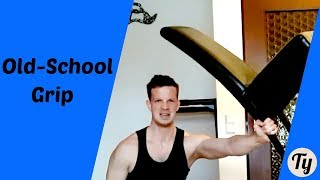 Old-School Grip Exercise | Can you do it?