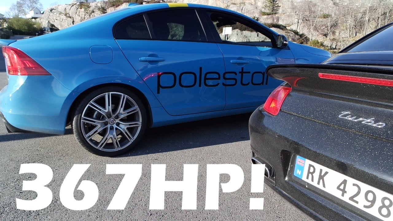2017 Volvo S60 Polestar Review - YouTube