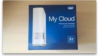 опыт использования WD My Cloud 3Tb