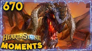 The Weak Point Of Nefarian!! | Hearthstone Daily Moments Ep. 670