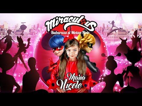 Miraculos - Buburuza si Motan Noir - Maria Nicole (Cover)