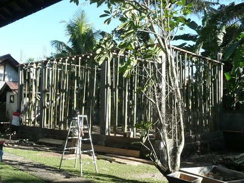 How to build a house on Bali #3 (Ubud) by Hans & Fifi