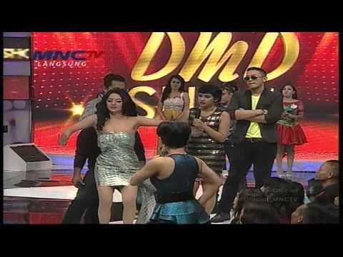 Yuni Shara dan Dewi Persik Joget Koplo - DMD Show MNCTV