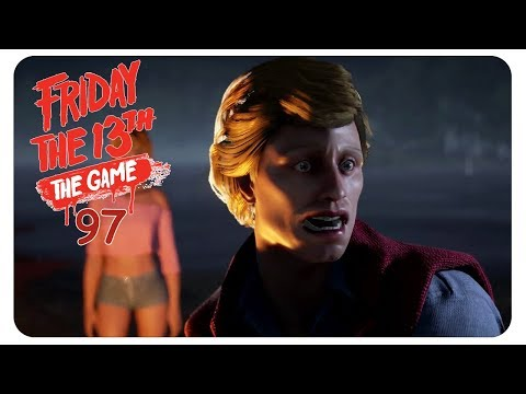 Auto des Todes! #97 Friday the 13th: The Game [deutsch] - Gameplay Together