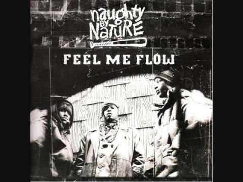 Naughty  Nature  Feel Me Flow Trew Funky Mix