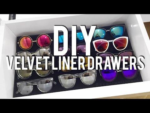 diy-velvet-drawer-liner-tutorial-|-beautywithtashy