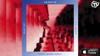 Cazzette - Blue Sky (Feat. Laleh) (Saint WKND Remix) - Cover Art - Time Records