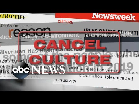 Life after 'cancellation' on social media l ABC News