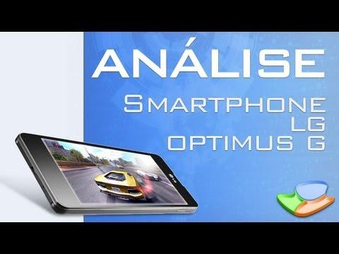 LG Optimus G [Análise de Produto] - Tecmundo