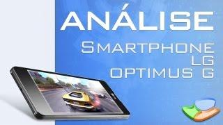 LG Optimus - LG Optimus G [Análise de Produto] - Tecmundo