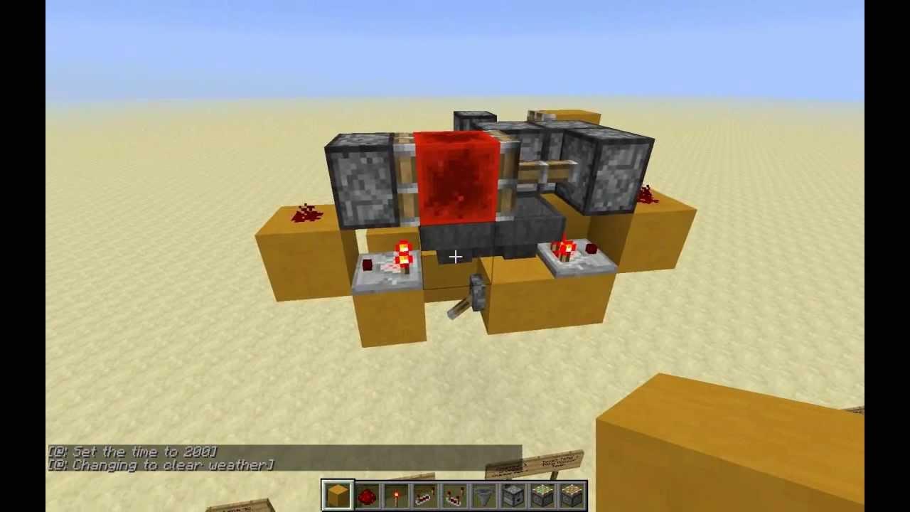 Tuto Minecraft - Timer Extrêmement Long Modulable (1 5 et +)