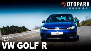 Volkswagen Golf R   TEST [English Subtitled]