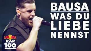 Bausa - Was du Liebe nennst | LIVE | Red Bull Soundclash 2019