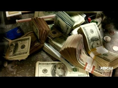 $100,000 In Cash Left Behind At San Jose Burger King
