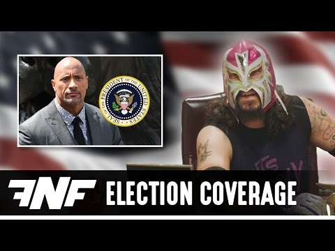 FRIDAY NIGHT FRED: Wrestlin' Fred on the 2016 US Presidential Election (Episode 2)