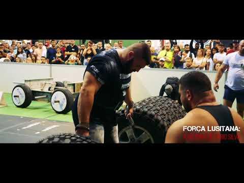 Fábio Silva - Super Tyre Dead Lift - PowerExpo