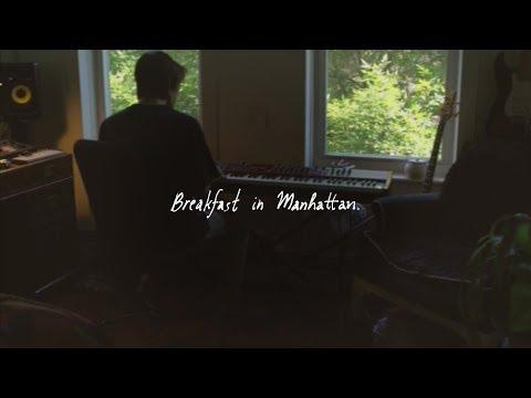 Ben Zaidi ~ Breakfast In Manhattan. (Lyric Video)