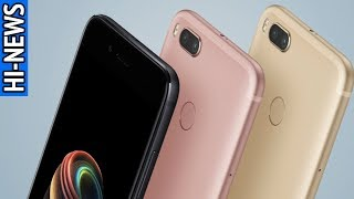 Лучший бюджетный смартфон от Xiaomi создан в сотрудничестве с Google. Смартфон на чистом Android One
