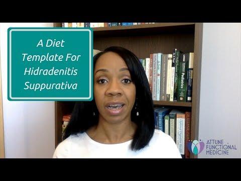 A Diet Template For Hidradenitis Suppurativa