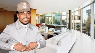 Chance The Rapper House Inside Tour in Chicago