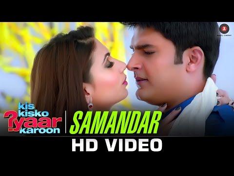 Samandar - Kis Kisko Pyaar Karoon | Shreya Ghoshal & Jubin Nautiyal | Kapil Sharma