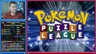 [Speedrun] Pokémon Puzzle League - Hard in 8:24 RTA, 3:19 IGT