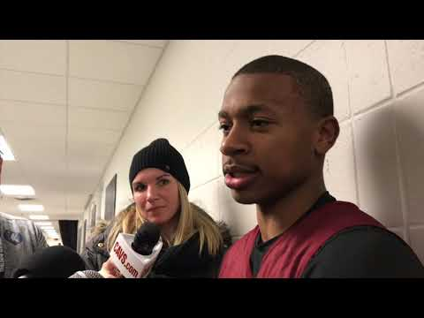 Isaiah Thomas, Jamal Crawford discuss their friendship that transcends basketball