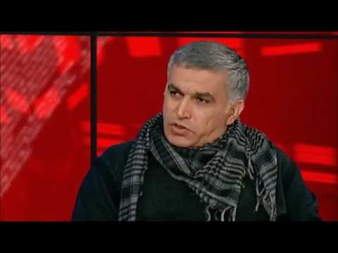 Nabeel Rajab interviewed by Dearbhail McDonald on TV3