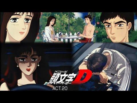 Initial D - Killing My Love (Mako And Iketani)