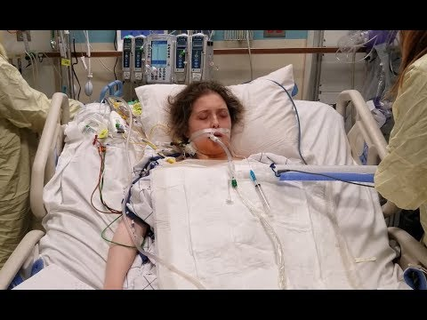 Extubation and first breaths after double lung transplant - Cystic Fibrosis