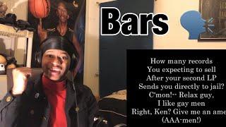 Speaking straight facts Eminem - Criminal REACTION