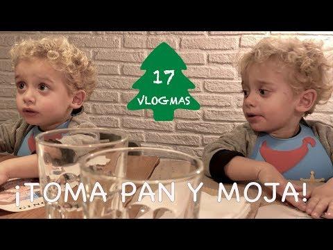 ¿TE VAS A COMER ESA SILLA, TETE? | Vlogmas 17 Fátima Cantó