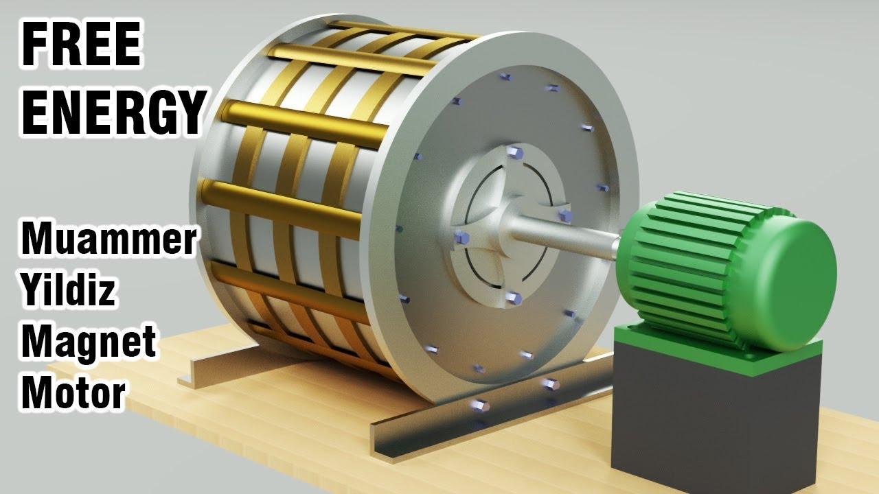 freie energie magnetmotor - generator - dermagnetmotor