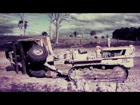 Classic Machines- Coming soon-Caterpillar's D7 crawler tractor
