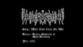 Hell Poemer - When Ichor Calls For War