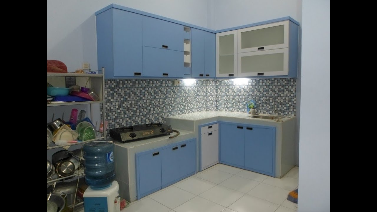 Kitchen Set Semarang Furnitur Dapur Kichen Set Berkualitas