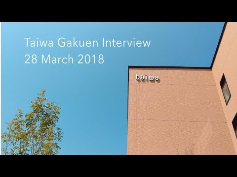 Taiwa Academy: Kyoto Culinary Institute Open Campus Report