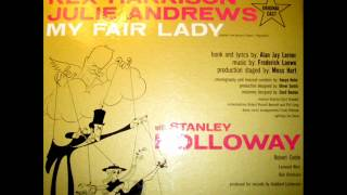 With A Little Bit Of Luck by Stanley Holloway, Alan Dudley, Bob Chisholm on 1959 Stereo Columbia LP.