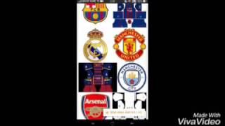 Hướng dẫn đổi áo đấu và logo đội trong Dream League Soccer 2017 các đội bóng nổi tiếng !!!