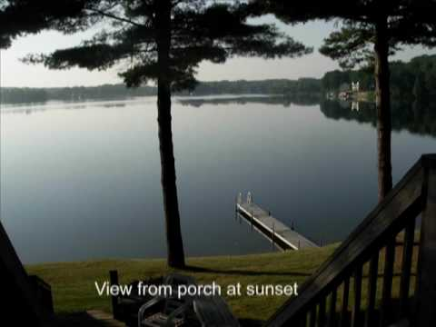 Lake Mecosta, Stanwood, Michigan - Home for Rent