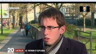 LACTALIS LE PATRON S'EXPLIQUE...