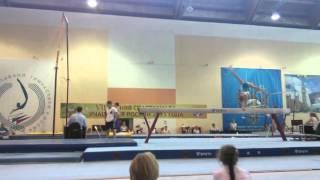 Arina Strukova BB - 2015 Spartakiade