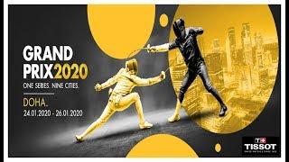 Fencing GRAND PRIX QATAR 2020 - Finals